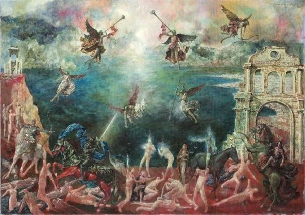 Милан Андрич (Milan Andric) - сербский художник. Родился в 1981 году, в Белграде, Сербия, где до сих пор живет и работает. Он является членом Ассоциации художников Сербии (ULUS).