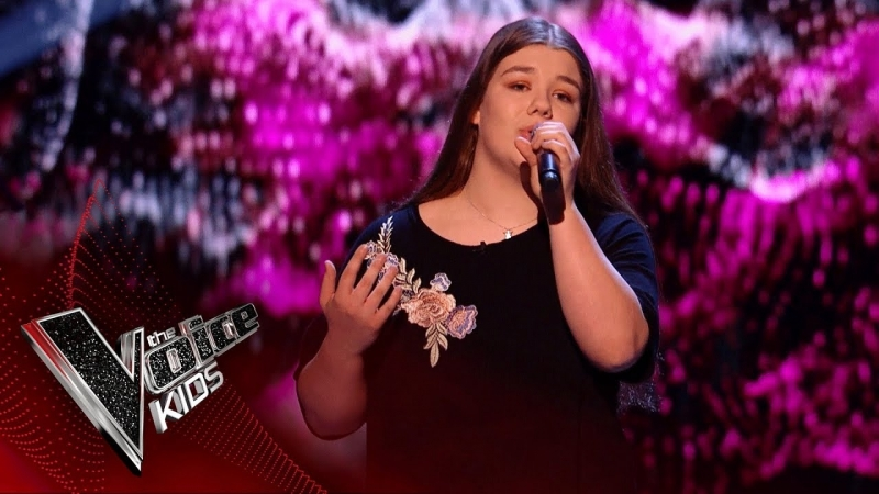 Lola - Like I'm Gonna Lose You (The Voice Kids UK 2018)