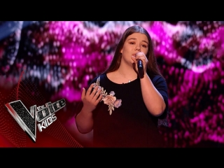 Lola - Like I'm Gonna Lose You (The Voice Kids UK 2018)