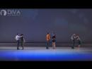 Бачата (пары), номер Flashlight, хореограф Мария Аникина