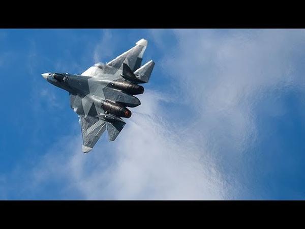 Заключен первый контракт на поставку истребителей Су 57