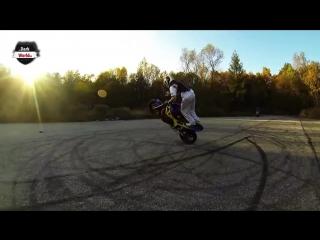 Подборка лучших трюков  в стантрайдинге 15min - Best tricks stunt