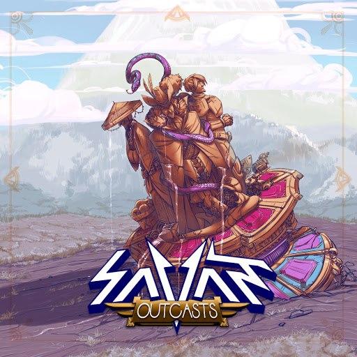 Savant альбом Outcasts (Collection)