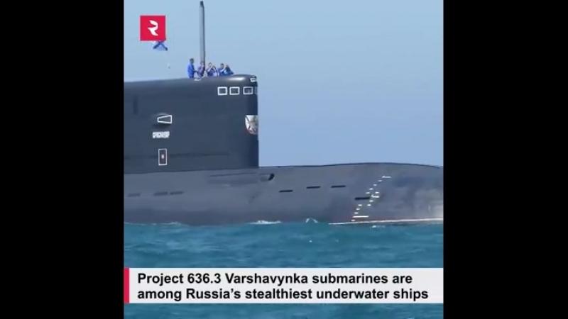 Руский Военно-Морской Флот