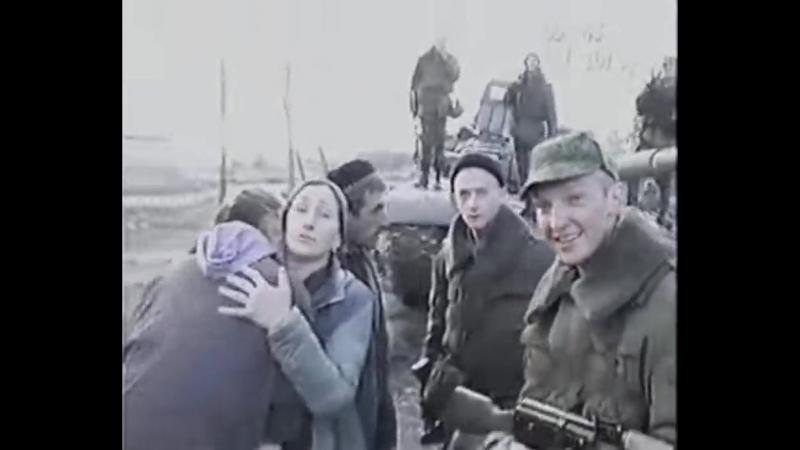 Чечня военные годы