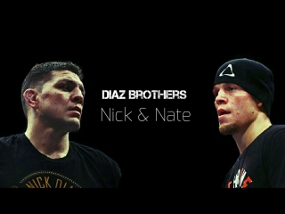 Diaz Brothers ● Nate Diaz Nick Diaz ● Highlights, Staredowns, Weigh-Ins ● New
