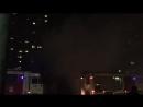 Пожар в СТО Модус на ул Извилистая 01 12 17 Это Ростов на Дону