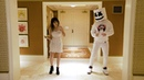 Marshmello and Shirley Setia take over Bollywood and dance to Kala Chashma