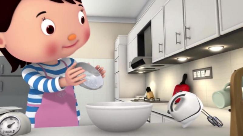 1, 2 What Shall We Do _ Nursery Rhymes _ Original Song by LittleBabyBum