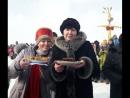 Я и Леночка Искакова участвуем в конкурсе! Конкурс поделок и блинов! масленица. Тараз 18.02.2018