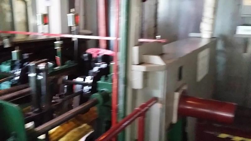 Pevensey Melbourne Paddle Steamer on Murray River Engine 1, Victoria, Australia
