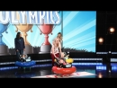 Ellen's First Baby Olympics: Curling Edition RUS SUB