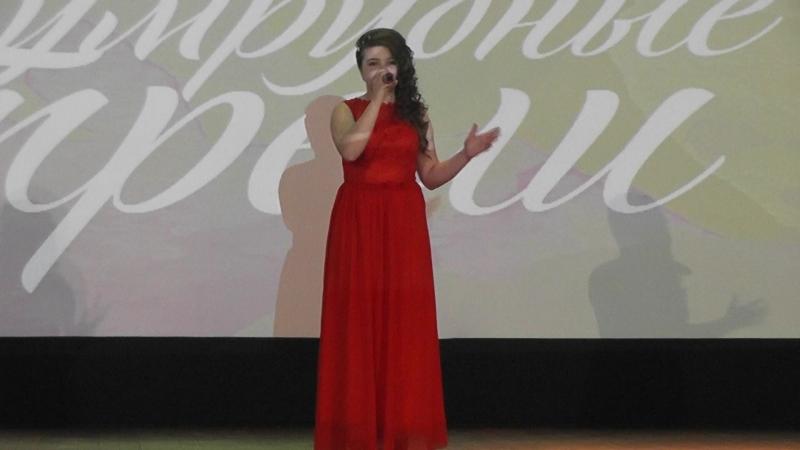 Мария Фёдорова - Зажгите свечи, вокальная студия Лотос