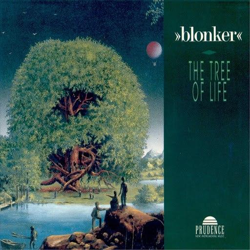 Blonker альбом Blonker(The Tree Of Live)
