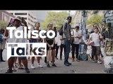 Talisco Talks Feeling Like Children in the Land of Rock