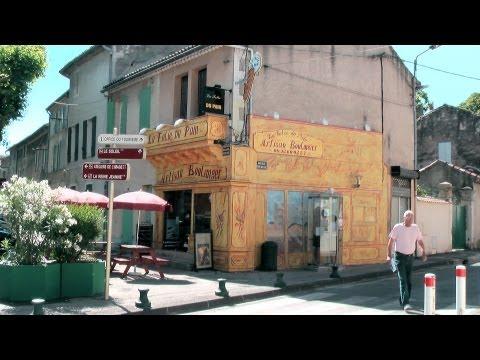 Saint Remy de Provence, Provence, France [HD] (videoturysta)