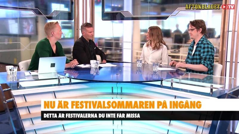 Här är festivalerna du inte får missa - Clea Herlöfsson