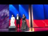 Вероника Джиоева - ГИМН в Финале Гала-Концерта, организованного Фондом Елены Образцовой