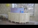 Моторизированный комод Версаль ручной работы