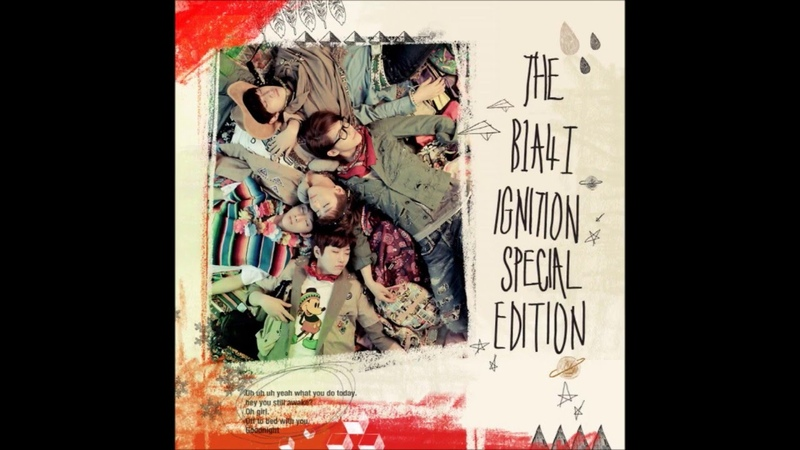 B1A4 - The B1A4 Ⅰ [Ignition] Special Edition [Full Album]