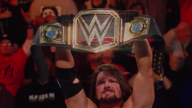 SD LIVE: Relive The Bitter Rivalry Between AJ Styles, Kevin Owens Sami Zayn (Jan. 16, 2018)