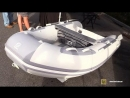 2017 Zodiac Cadet 270 Inflatable Boat - Walkaround - 2017 Annapolis Sail Boat Show