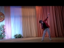 Екимов Михаил Мохнатый шмель II Национальный конкурс искусств «Оранжевое настроение»
