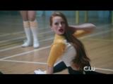 Ривердейл Танец Вероника Лодж и Шерил Блоссом Riverdale Dance Ривердэйл (Cheryl Blossom & Veronica Lodge)