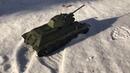 Модель Т-34/76 СТЗ 1942г. 116 Весь из Металла! 2
