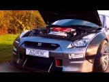 Nissan GTR R35 Evolution GODZILLA