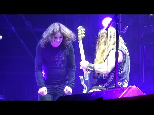 Ozzy Osbourne - No More Tears (Live in Prague, Czech Republic 2018)
