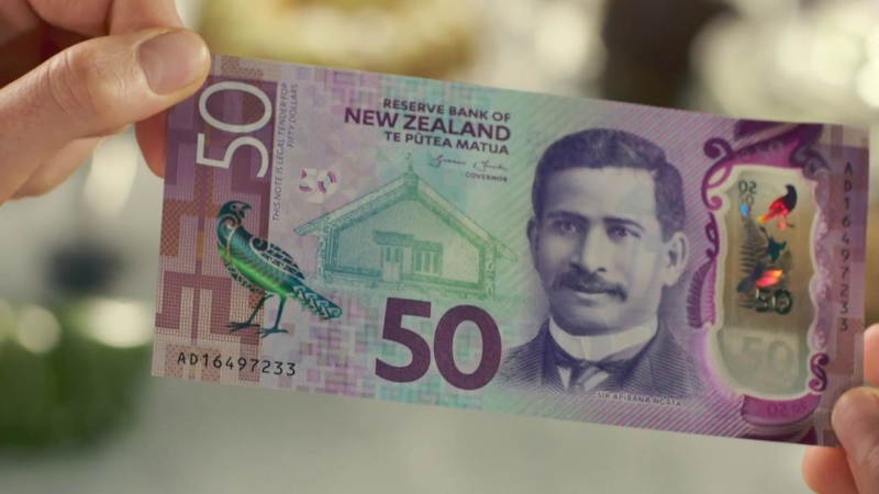 New Zealand's Brighter Money banknotes – security features