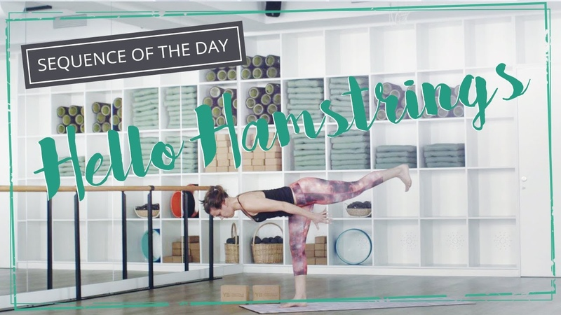 Hello Hamstrings - Yoga Sequence of the Day | YOGABODY®