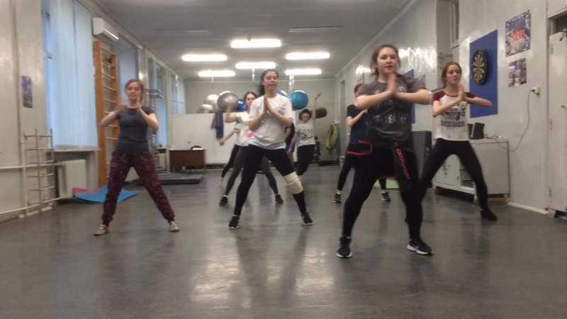 Dana Alexa Asst. Payton Manley choreography by PoliX