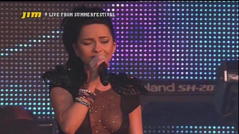 Inna Hot Deja Vu Live Summerfestival Antwerpen 2010 720p