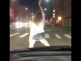 Танец на светофоре