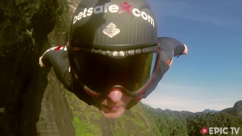 Best of Wingsuit Proximity Flying