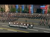 Москва. Парад Победы 2018 Финал