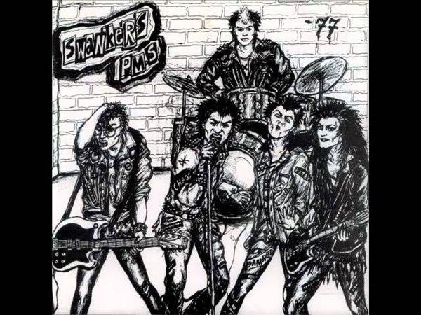 SWANKERS PMS - 1983 EP (FULL)