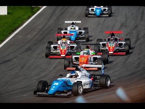 RCRS 3 stage 2018. SMP Formula 4. Race 1 | СМП РСКГ 2018. 3-й этап. SMP Formula 4. Гонка 1