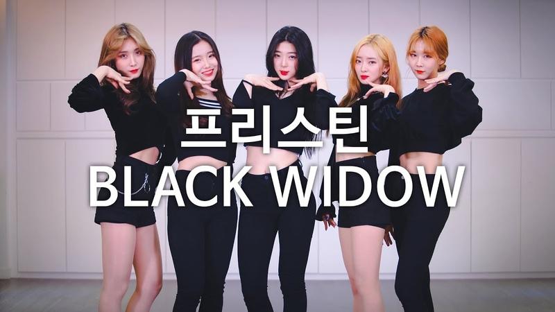 [ FRIENDS ] PRISTIN (프리스틴) - Black Widow (블랙 위도우) Dance Cover (DPOP Friends)