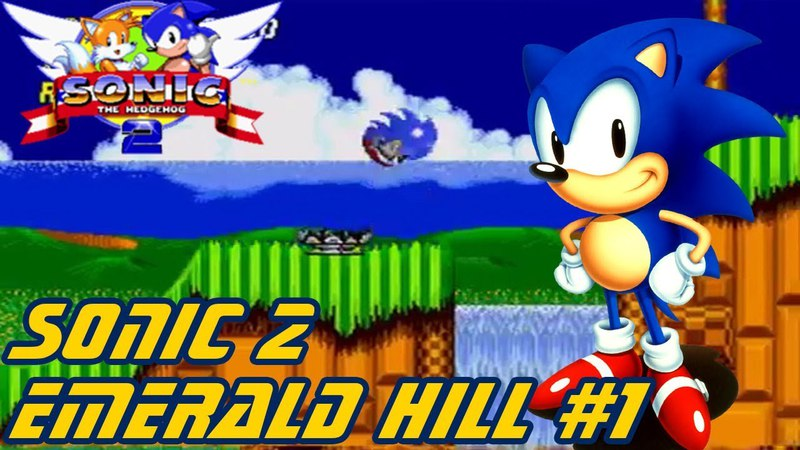 Sonic the Hedgehog 2 ► Emerald Hill Zone 1