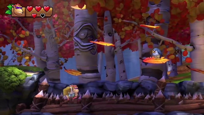 Donkey Kong Country_ Tropical Freeze Switch Gameplay Trailer