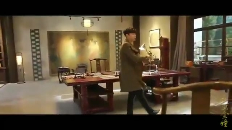 180420 EXO's Lay @ The Golden Eyes BTS