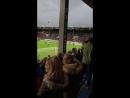 Реакция болельщиков Бёрнли на победный гол Алексиса на последних минутах матча