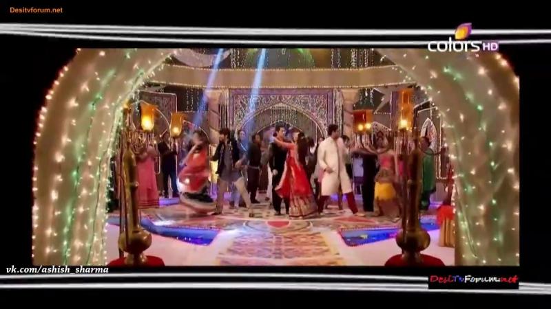Rudra i Paro so vsemi tancuyut na prazdnike Id v seriale BL 720 1
