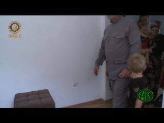 Президент РОФ им.А-Х.Кадырова Аймани Несиевна всегда внимательна к людям.