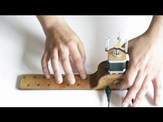 'Koka's Stepper Miniature' by Koka Nikoladze