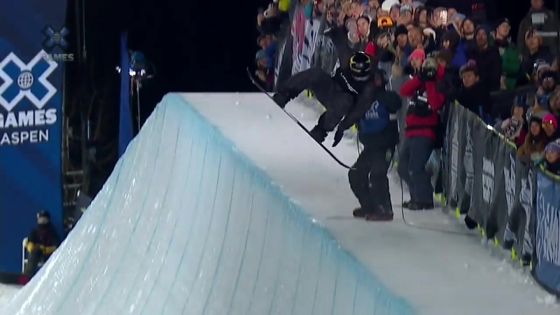 Men's Snowboard SuperPipe_ FULL BROADCAST _ X Games Aspen 2018