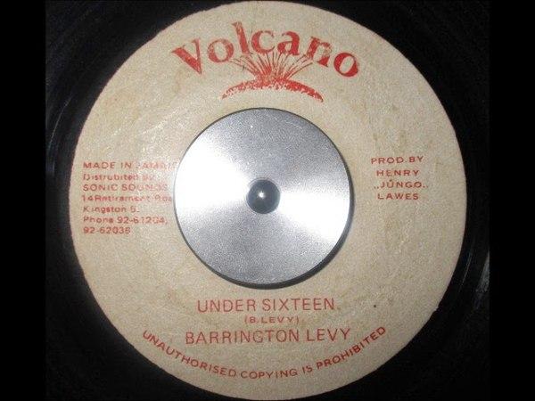 Barrington Levy - Under Sixteen